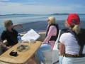 Laila, Nina og Inger på flybridge_Bente bilder 106